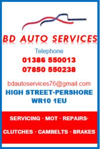 Bd Autoservices Advert