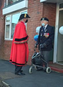 Deputy Lord Lieutenant And Harold Wilson