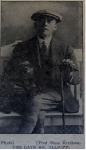 Frederick George Allsopp