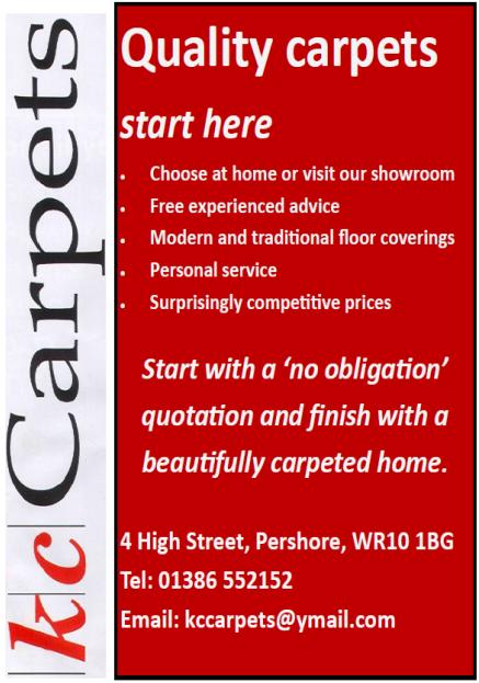 Kc Carpets Advert