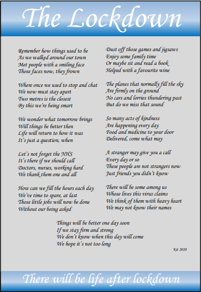 Lockdown Poem