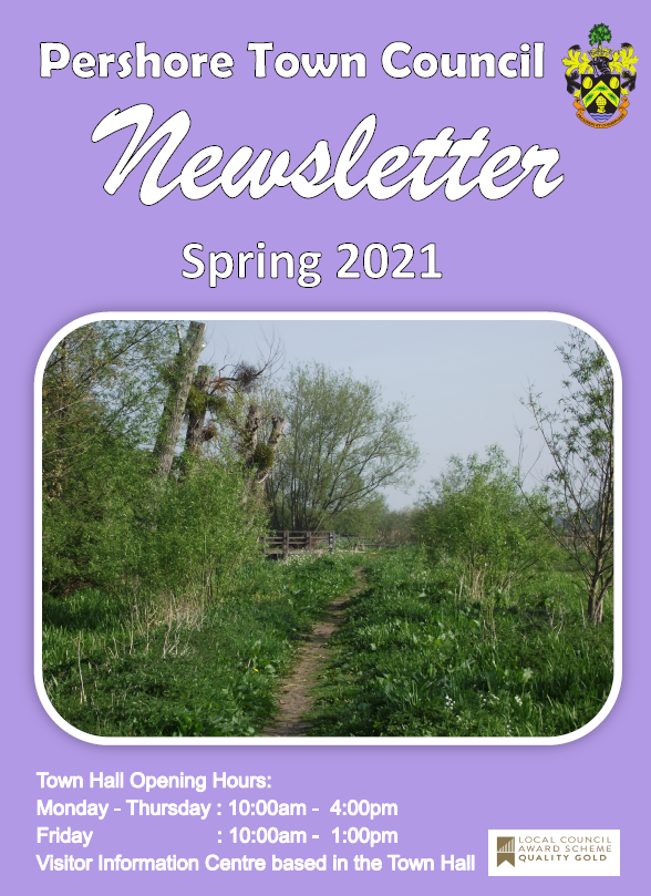 Spring 2021 Front Cover