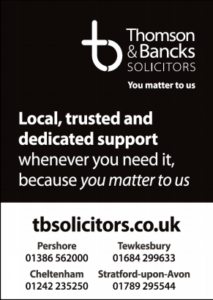 Thomson and Bancks Advert