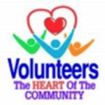 Volunteers Heart Logo
