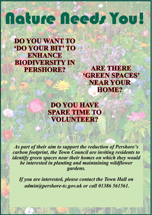 Biodiversity Advert Summer 2021